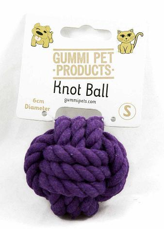 Pet Toy, Gummi Pet Products, Knot Ball, Rope Ball